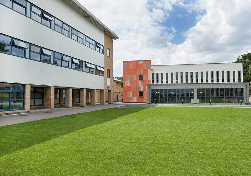 Ashmole Academy new sixth form centre