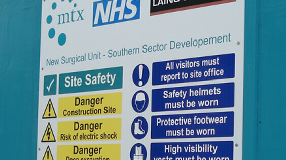 NHS and MTX safety notice
